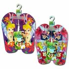 Flip Flops Beach Sandal Disney Tinkerbell Fairies Child Kid Sizes Girl NEW
