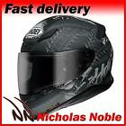 SHOEI NXR SEDUCTION TC5 Matt Black Grey FULL FACE PINLOCK MOTORCYCLE HELMET