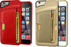 """CM4 Q Card Case iPhone 6S, 6 (4.7"""") Ultra Slim Wallet Case with Card Slots"""