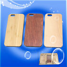 Genuine Natural Real Wood Protector Hard Case Cover Back For iPhone 6 6s New