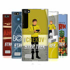 OFFICIAL STAR TREK ICONIC CHARACTERS TOS SOFT GEL CASE FOR BLACKBERRY PHONES