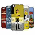 OFFICIAL STAR TREK ICONIC CHARACTERS TOS SOFT GEL CASE FOR ZTE PHONES