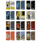 STAR TREK ICONIC CHARACTERS TOS LEATHER BOOK WALLET CASE FOR APPLE iPHONE PHONES