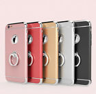 Finger Ring Kickstand Armor Case Cover For iPhone 6/6S Plus With Vehicle Hook