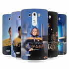 OFFICIAL STAR TREK ICONIC CHARACTERS VOY SOFT GEL CASE FOR LG PHONES 1