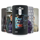 OFFICIAL STAR TREK ICONIC CHARACTERS ENT SOFT GEL CASE FOR LG PHONES 1