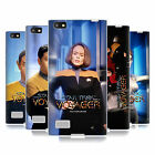 OFFICIAL STAR TREK ICONIC CHARACTERS VOY SOFT GEL CASE FOR BLACKBERRY PHONES