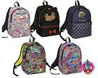 DAVID AND GOLIATH FUNKY BACKPACK RUCKSACK SCHOOL BAG PUGS MONSTERS TOAST