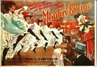 Vintage Moulin Rouge Movie Poster A3/A2/A1 Print