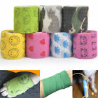 Self-Adhering Bandage Wrap Elastic Adhesive Health Care First Aid Stretch Tape A