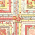 """2 RARE - 5"""" OASIS MODA CHARM PACKS + PATTERN Quilt KIT by 3 Sisters Moda Fabric"""