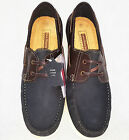 Mens Luca Mancini Leather Navy Smart Fitting Formal Lace Up Shoes UK Sizes 7 8 9