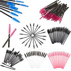 150x Disposable Eyelash Brush Mascara Wands Extension Applicator Spoolers Makeup