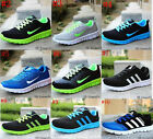MENS AND BOYS, SPORTS TRAINERS RUNNING GYM SIZES uk5-uk11.5