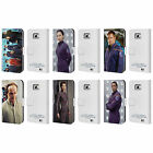 OFFICIAL STAR TREK ICONIC CHARACTERS ENT LEATHER BOOK CASE FOR SAMSUNG PHONES 2