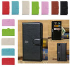 Magnetic Flip Cover Stand Wallet Leather Case For Huawei Smart Phones