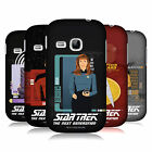 OFFICIAL STAR TREK ICONIC CHARACTERS TNG HARD BACK CASE FOR SAMSUNG PHONES 5