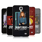 OFFICIAL STAR TREK ICONIC CHARACTERS TNG SOFT GEL CASE FOR SAMSUNG PHONES 4