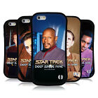 OFFICIAL STAR TREK ICONIC CHARACTERS DS9 HYBRID CASE FOR APPLE iPHONES PHONES