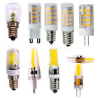 E12/e14/g9/g4 Corn Bulb/cob Spotlight/dimmable Lamp Led 3w 5w 6w 7w 110/220v 12v