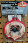 WESTPORT PET COMPANY Dog Breed Tag Luggage / Pet Carrier / Gym Bag