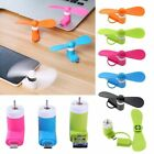 Mini Cell Phone Color Electric Fan Cooling Cooler For Android Cellphone