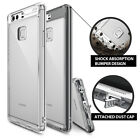 Huawei P9 Crystal Clear case[Ringke Fusion] TPU Shockproof Protective