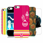 HEAD CASE DESIGNS MIX CHRISTMAS COLLECTION CASE FOR APPLE iPHONE 5 5S SE