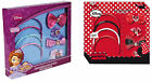Disney Hair Accessories Gift Set . Girls Bands & Bows ( Miinnie Mouse or Sofia )