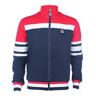 Mens Fila Courto Peacoat Track Jacket