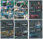 2016 Panini Prizm Race Used Tire Complete Your Set You U Pick