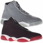 Nike Men's Jordan Horizon Hi Top Basketball Sports Red Grey Gym Trainers