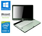FUJITSU LIFEBOOK T901 TABLET LAPTOP COMPUTER WITH OPTIONAL UPGRADES GRADE A