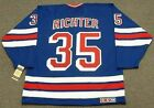MIKE RICHTER New York Rangers 1996 CCM Vintage Away NHL Hockey Jersey