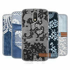 HEAD CASE DESIGNS JEANS AND LACES HARD BACK CASE FOR MOTOROLA MOTO G4