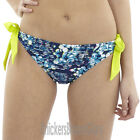 Panache Cleo Blaire Tie Side Bikini Brief Floral Stripe CW0258 NEW Select Size