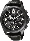 Citizen Promaster Radio Controlled Black Titanium Sapphire Watch AS4035-04E