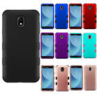 For Samsung Galaxy S7 Active Leather 2 Tone Wallet Pouch Flip Case +Screen Guard