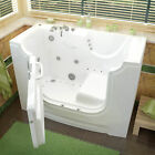 """Therapeutic Tubs HandiTub 60"""" x 30"""" Walk-In Air and Whirl..."""