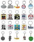 The Beatles Keyring Keychain Yellow Submarine band logo new Official