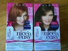 CLAIROL NICE 'N EASY Color Blend Foam HAIR COLOR, choose your shade, NIB