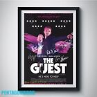 THE GUEST Casts PP Signed Poster rpt A4 5x7 Dan Stevens Sheila Kelley