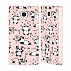 HEAD CASE DESIGNS CUTESY DOODLES GOLD SLIDER CASE FOR HUAWEI XIAOMI PHONES