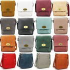 LeahWard Women's Small Cross Body Bags Messenger Bag 4 Compartments Handbags 499
