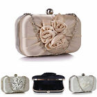 LeahWard Women's Floral Clutch Bags Great Wedding Evening Bag Bridal Fashion 326