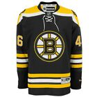 David Krejci Boston Bruins Black Reebok NHL Premier Jersey