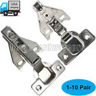 Concealed Face frame Kitchen Cabinet Door Hinges Full Overlay Nickel-Plated