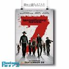 THE MAGNIFICENT SEVEN 2016 Movie Poster 12x17 8x12 5x7 HQ Photo Chris Pratt