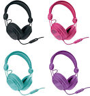 iSound DGHP-5536 Child Friendly Headphones with Mic and Music Volume Limiter