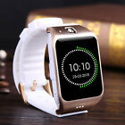 1.5'' Bluetooth Smart Wrist Watch Phone Mate NFC SIM Waterproof For IOS Android